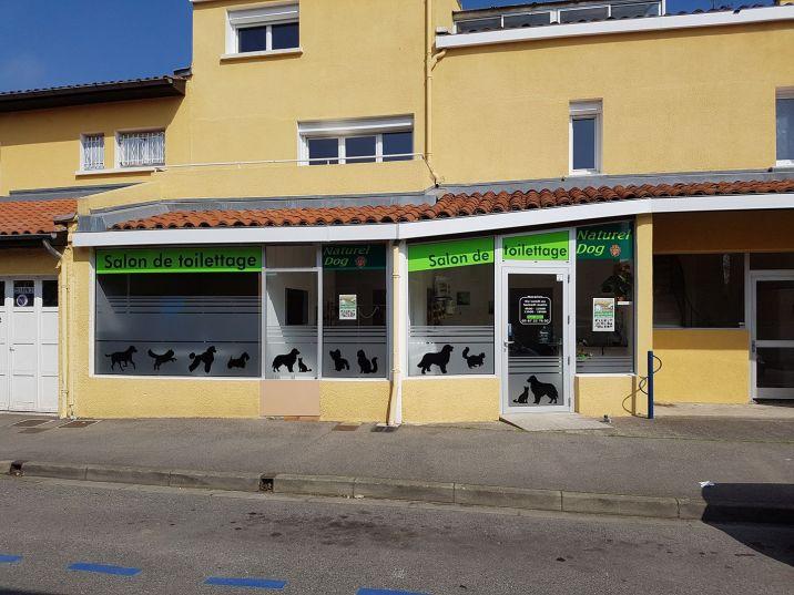 Salon Naturel Dog à Castelginest